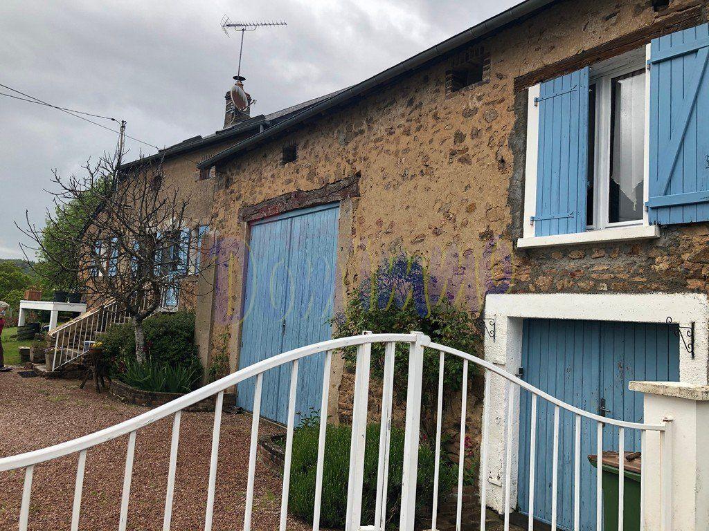 Achat maison 3chambres 146m² - Montigny-en-Morvan