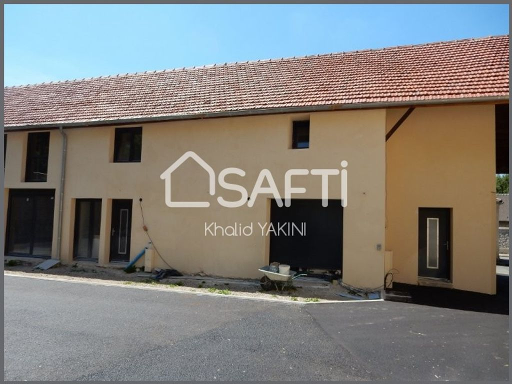Achat maison 2chambres 84m² - Amenucourt