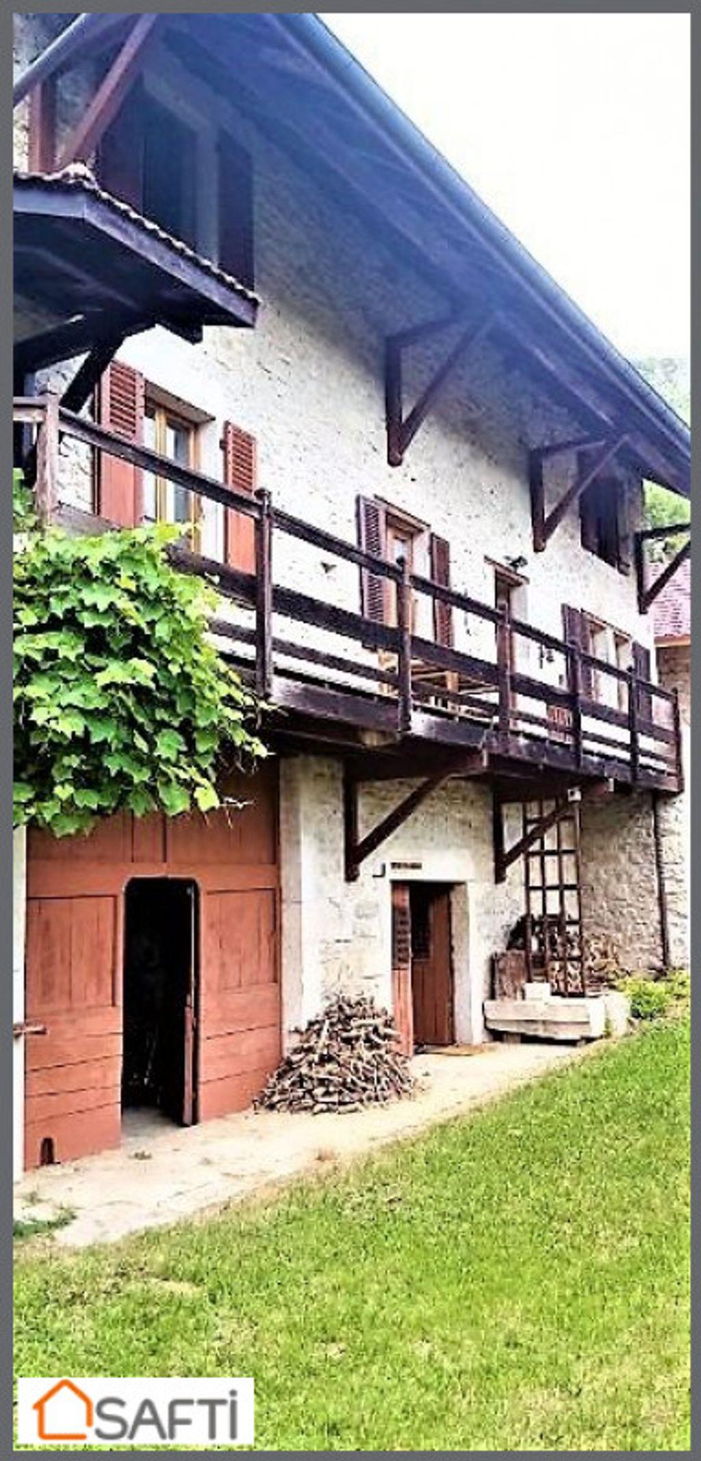 Achat maison 2chambres 95m² - Cheignieu-la-Balme