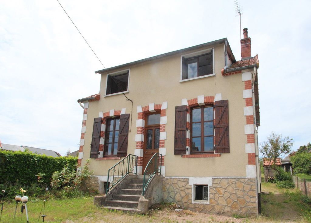 Achat maison 3chambres 69m² - Cercy-la-Tour