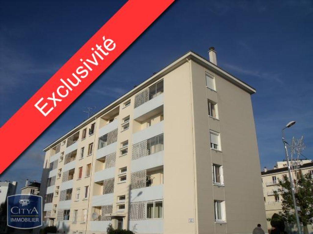 Achat appartement 4pièces 65m² - Cholet
