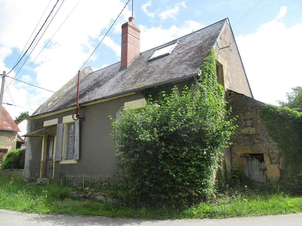 Achat maison 2chambres 70m² - Nolay
