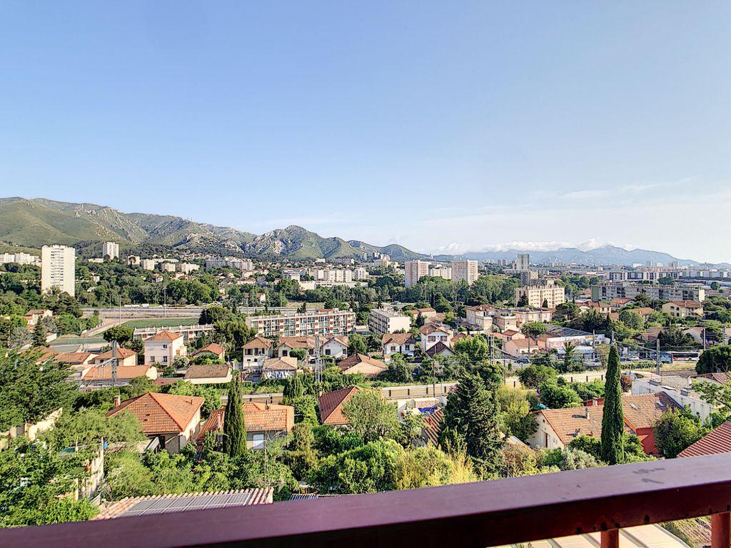 Achat appartement 3pièces 65m² - Marseille 11ème arrondissement