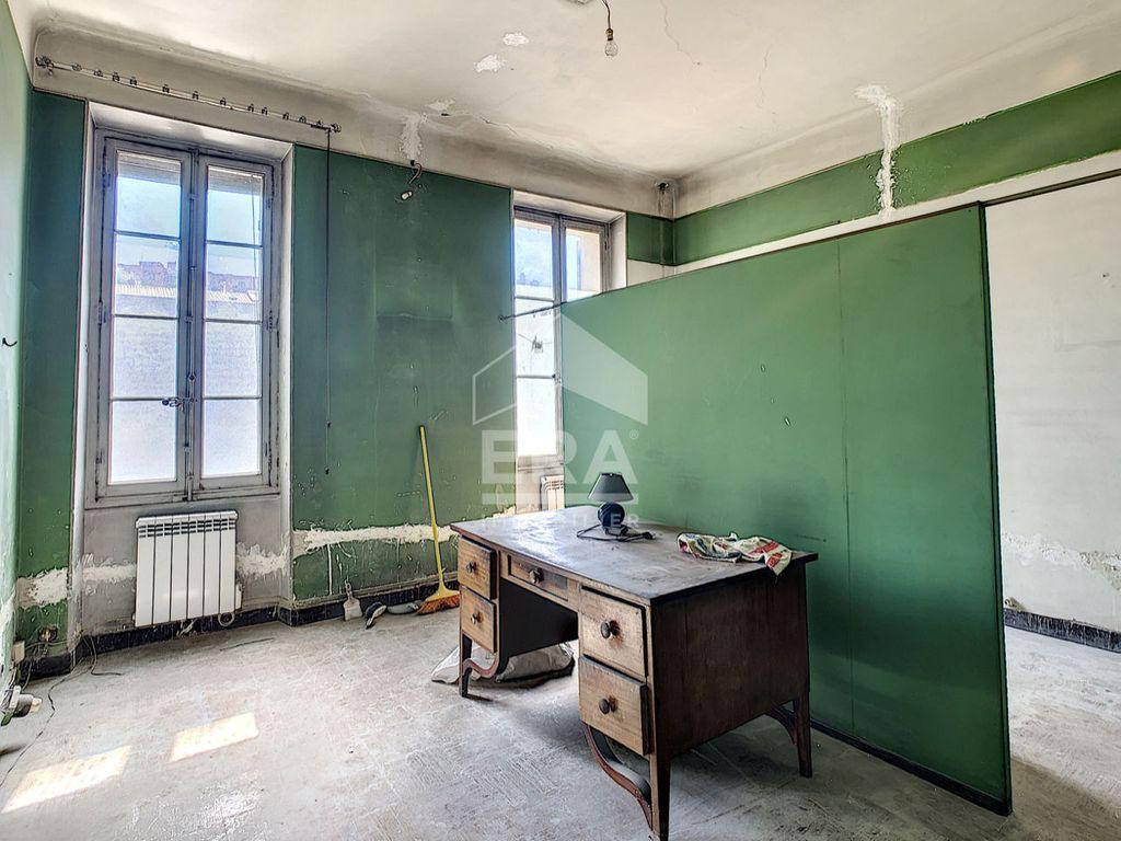 Achat appartement 4pièces 92m² - Marseille 3ème arrondissement