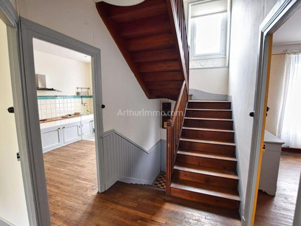 Achat maison 6chambres 128m² - Brest