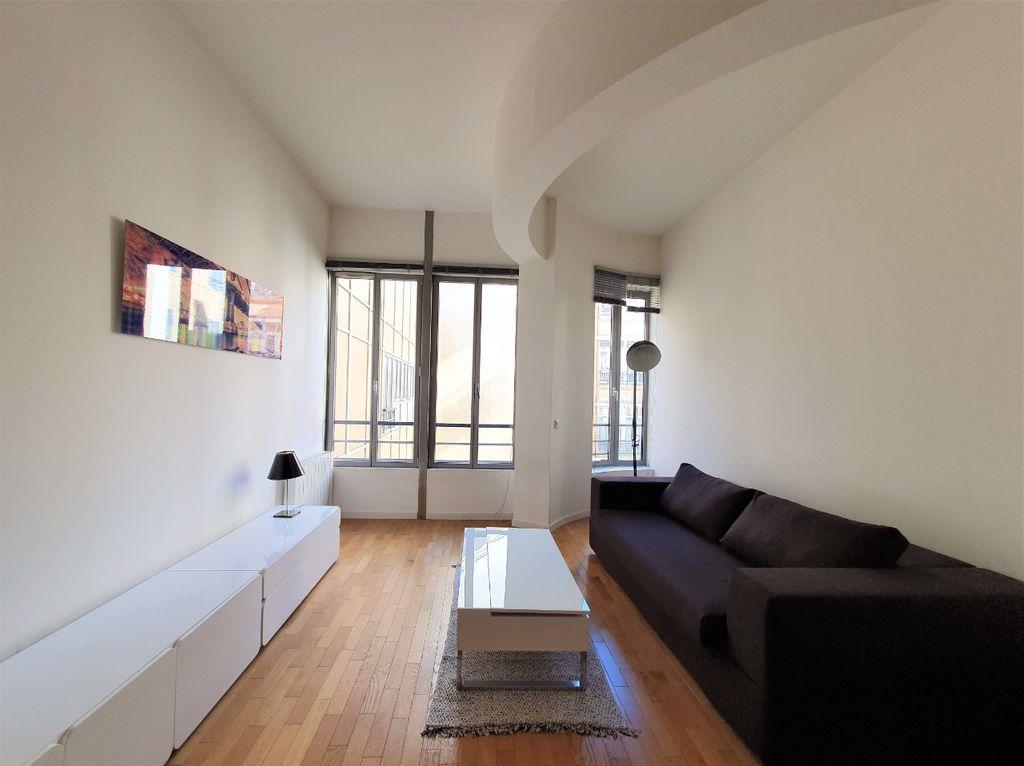 Achat studio 30m² - Paris 3ème arrondissement