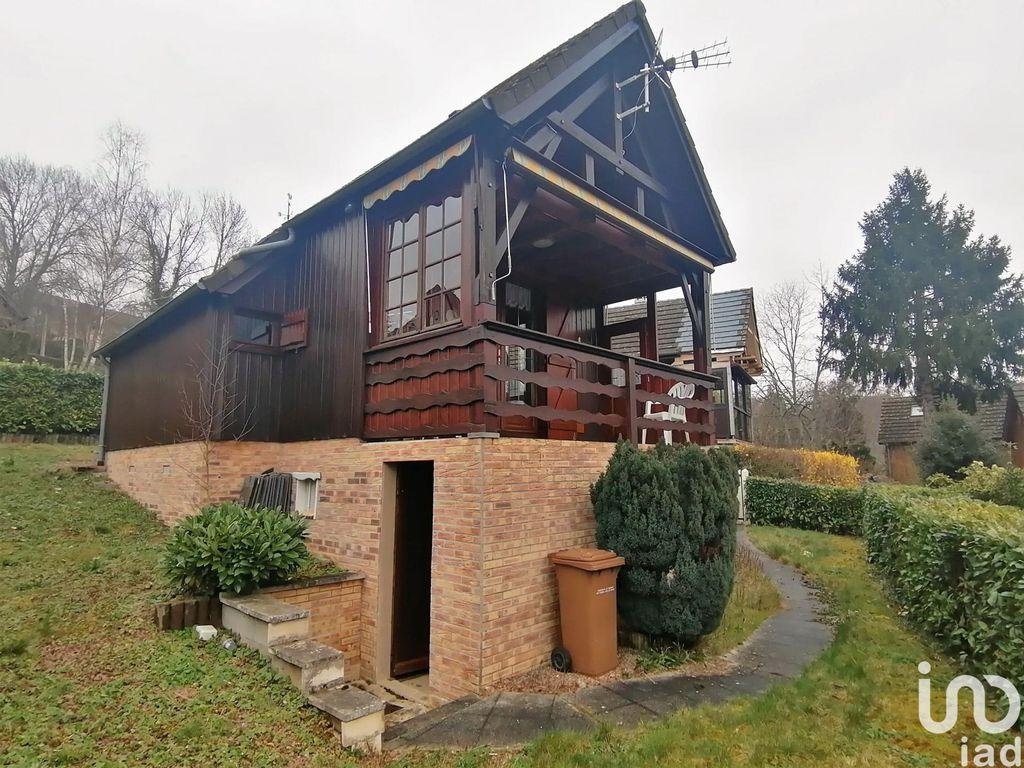 Achat maison 2chambres 50m² - Chaumard