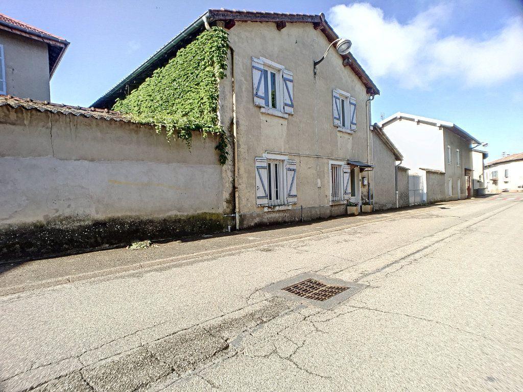 Achat maison 3chambres 120m² - Misérieux
