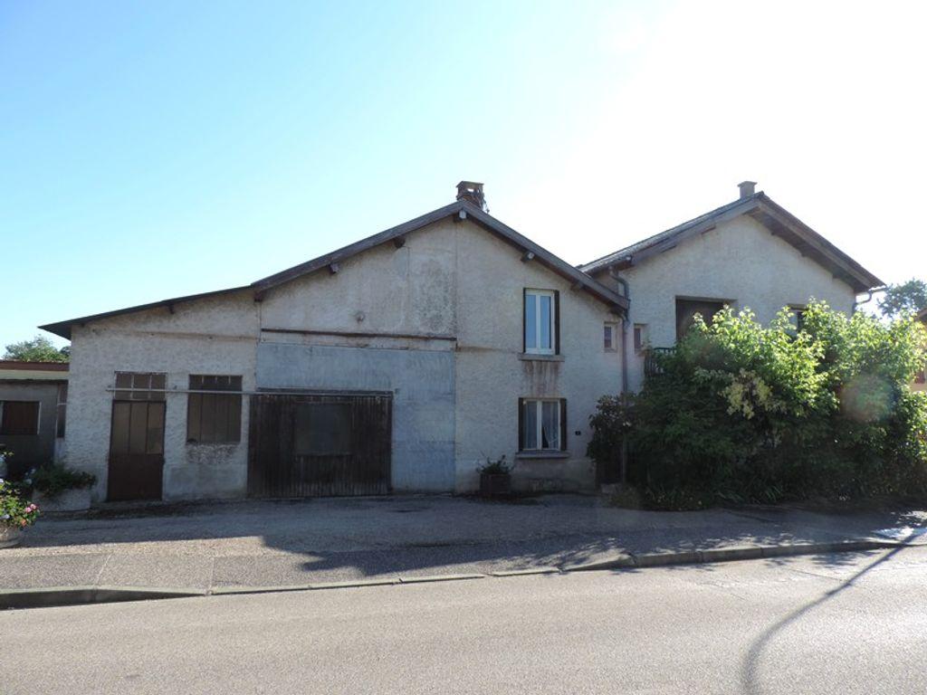 Achat maison 4chambres 135m² - Saint-André-le-Bouchoux