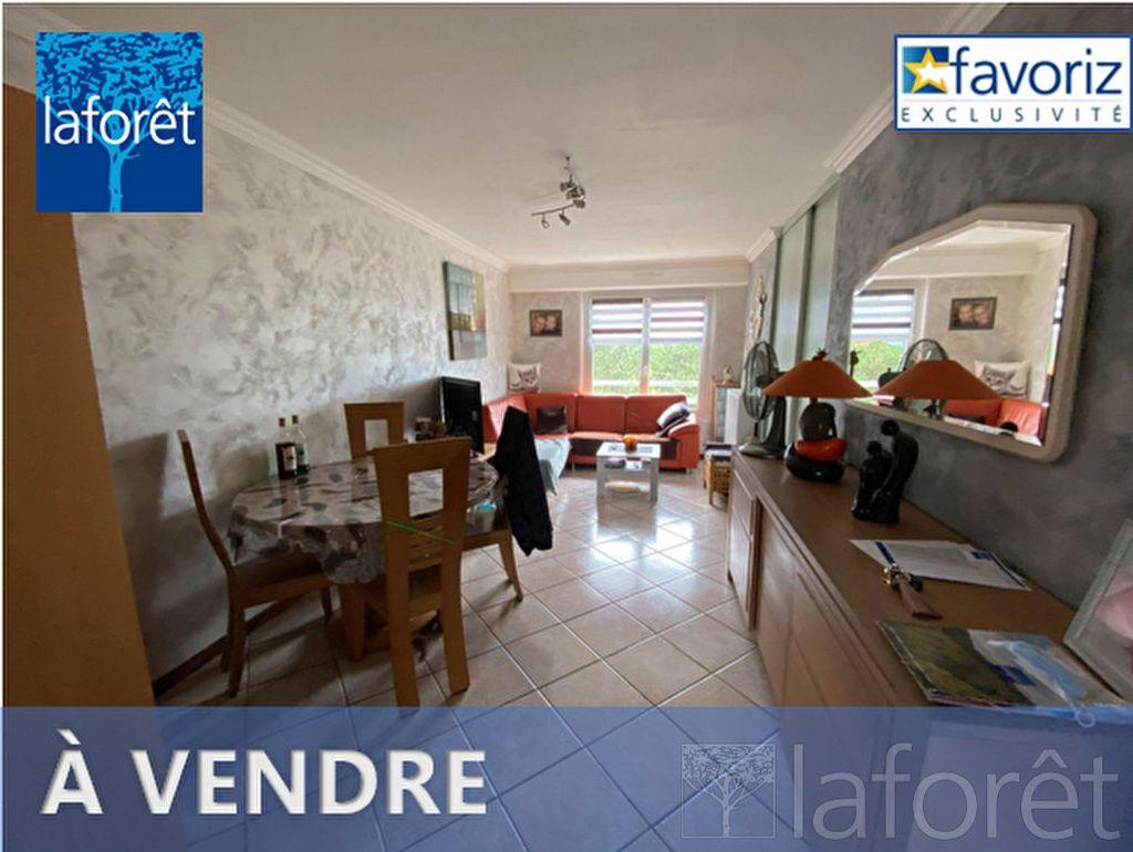 Achat appartement 4pièces 75m² - Montbéliard