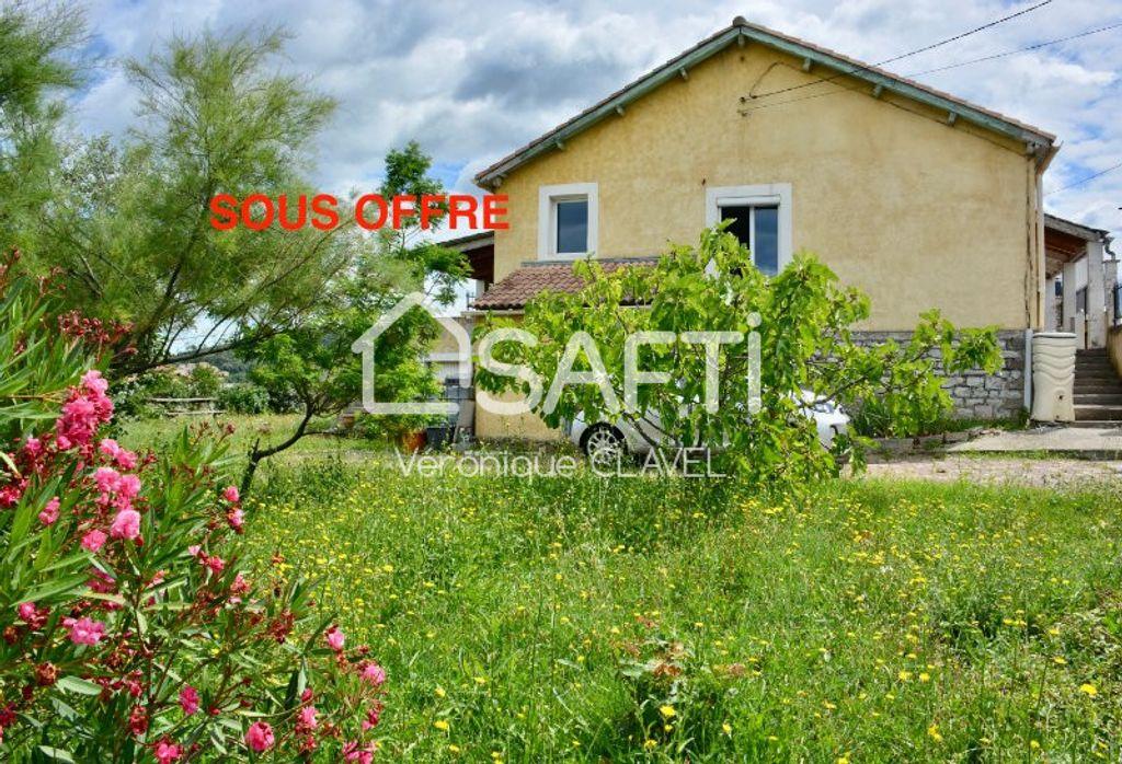 Achat maison 2 chambre(s) - Alès