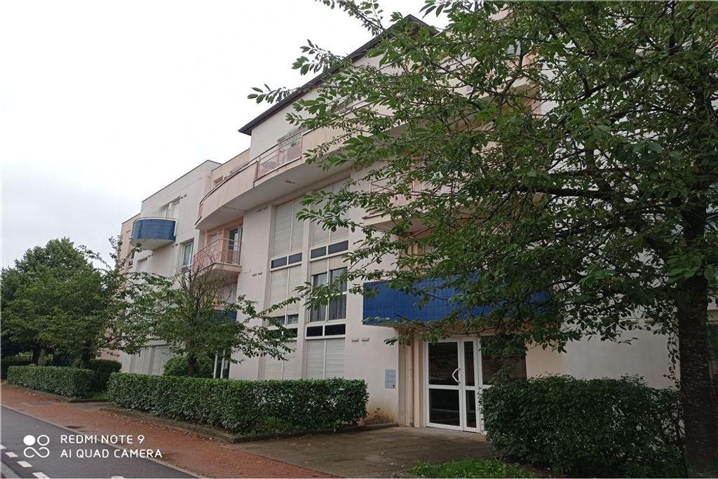 Achat duplex 2pièces 30m² - Dijon