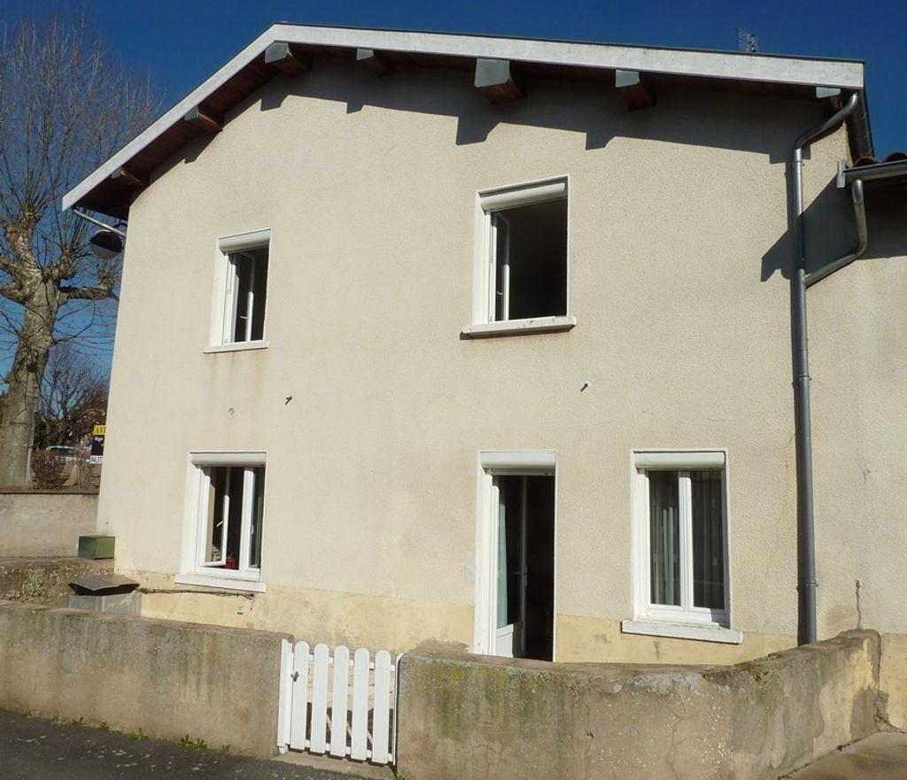 Achat maison 2chambres 100m² - Misérieux