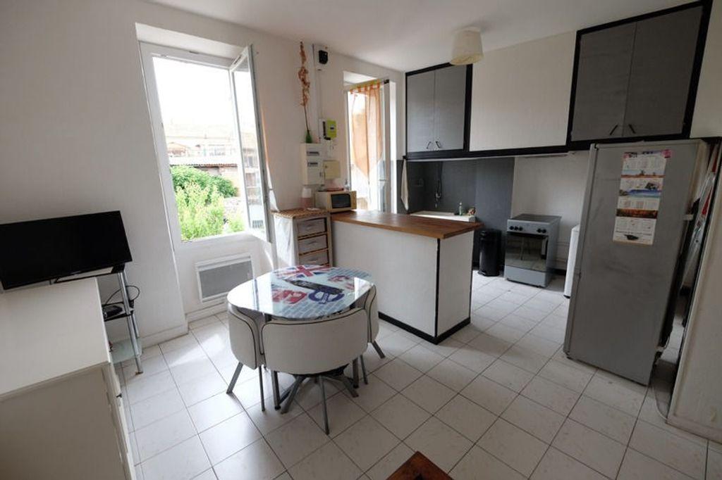 Achat appartement 3pièces 50m² - Marseille 16ème arrondissement