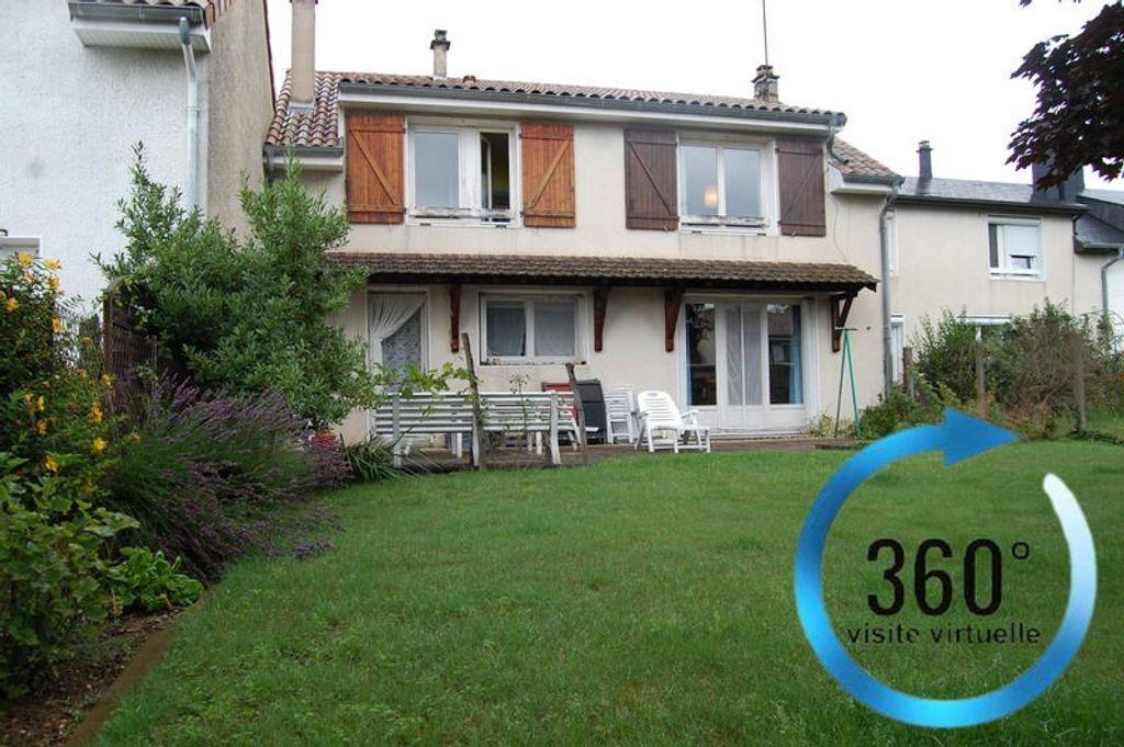 Achat maison 4chambres 119m² - Massieux