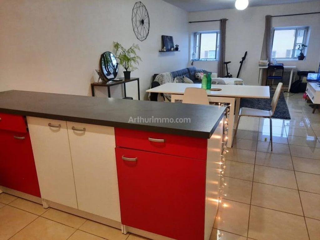 Achat appartement 2pièces 58m² - Tournus