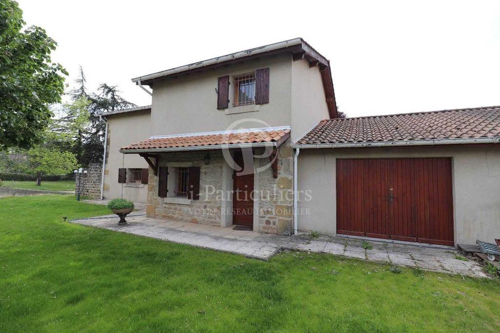Achat maison 3chambres 128m² - Marsaz