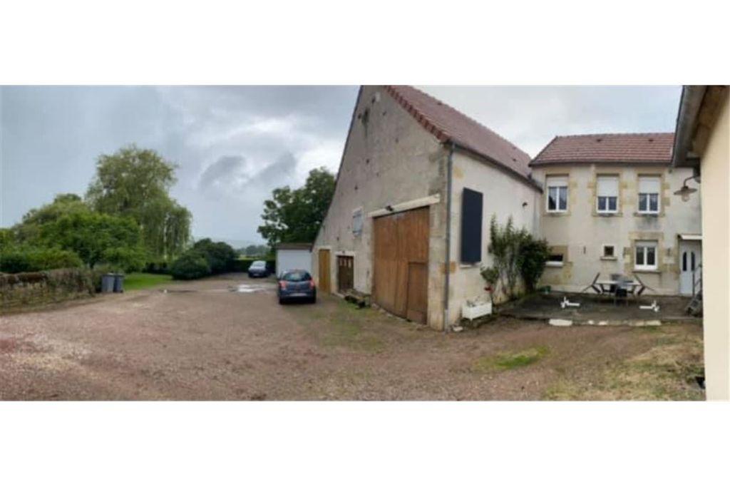 Achat maison 3chambres 150m² - Châteauneuf-Val-de-Bargis