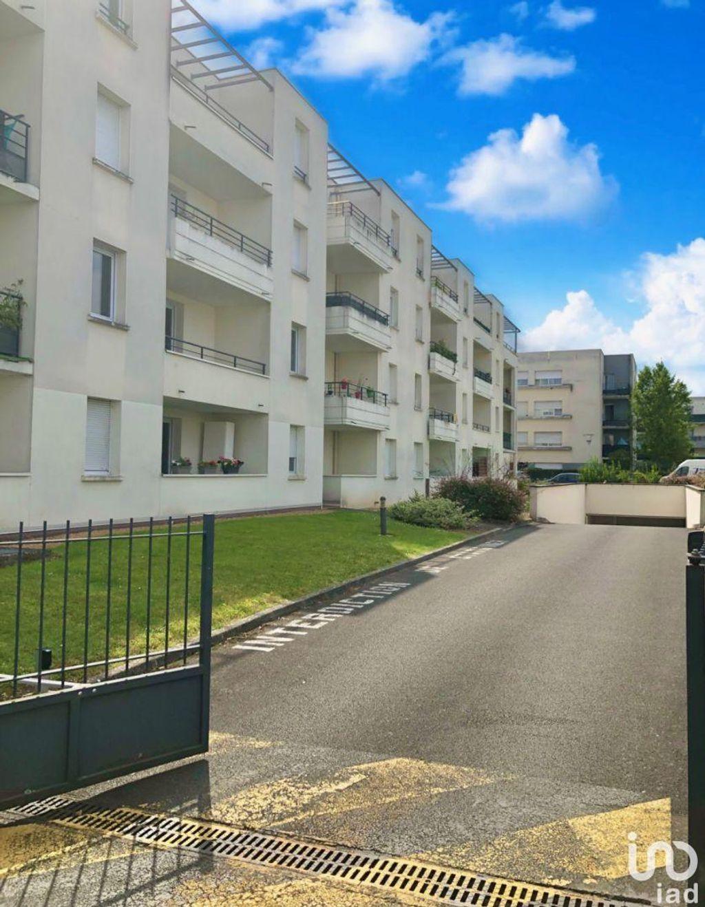 Achat appartement 2pièces 44m² - Tours