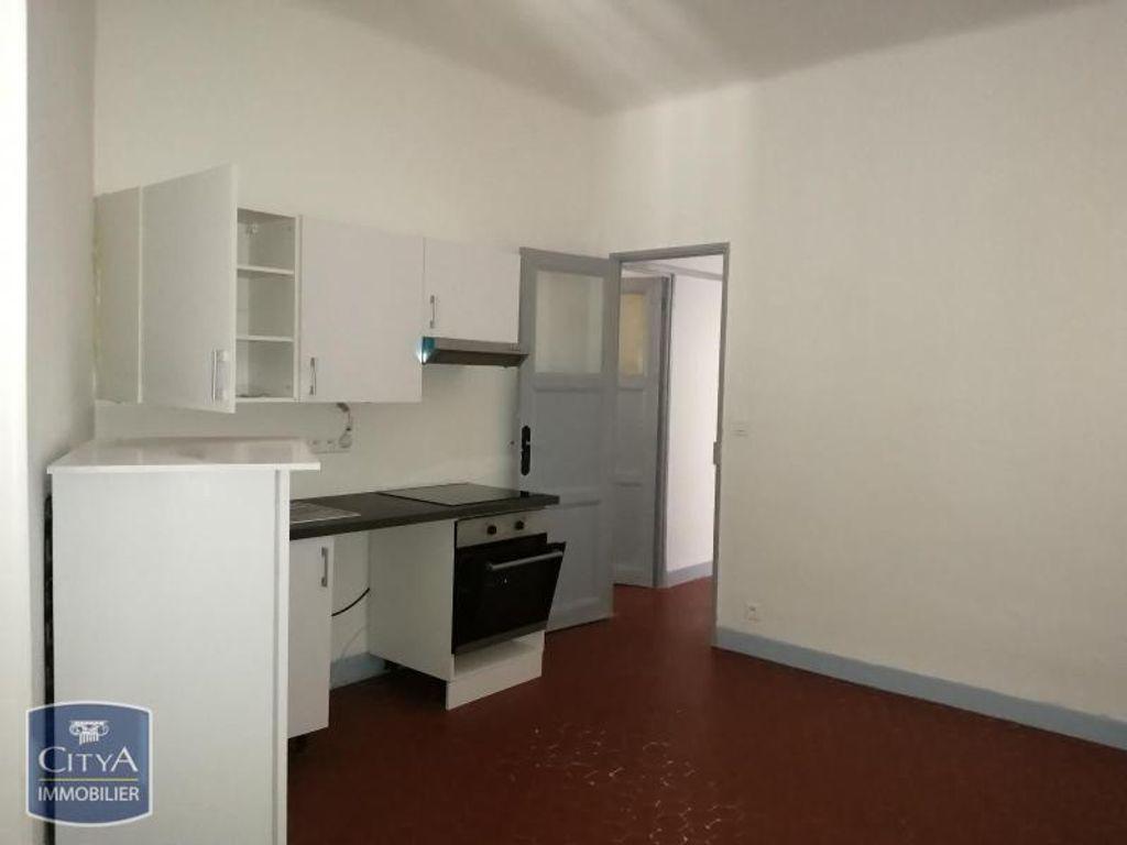 Achat appartement 2pièces 27m² - Marseille 2ème arrondissement