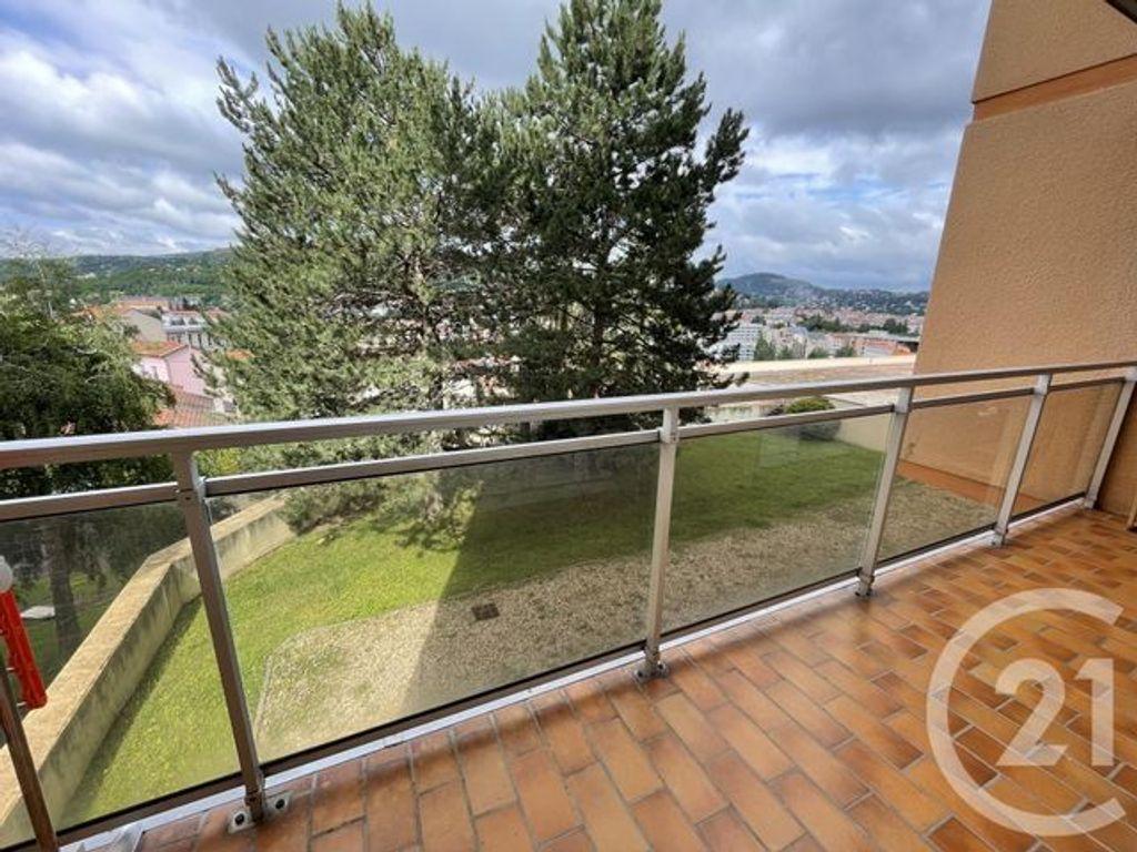 Achat appartement 4pièces 91m² - Le Puy-en-Velay