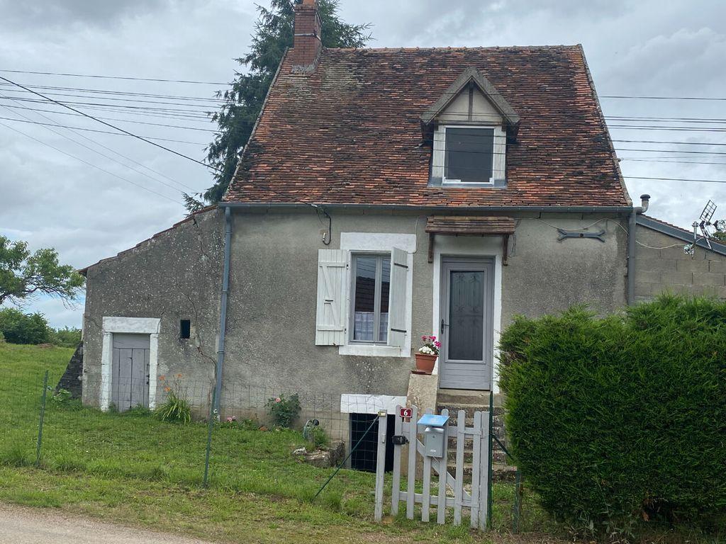 Achat maison 1chambre 83m² - Bazolles