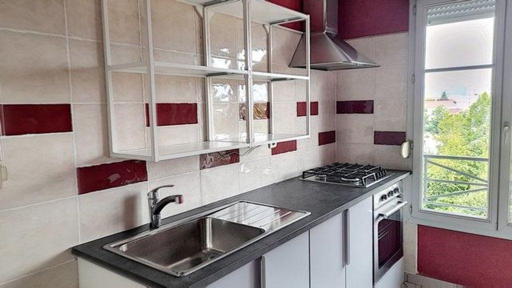 Achat appartement 2pièces 49m² - Bourg-en-Bresse