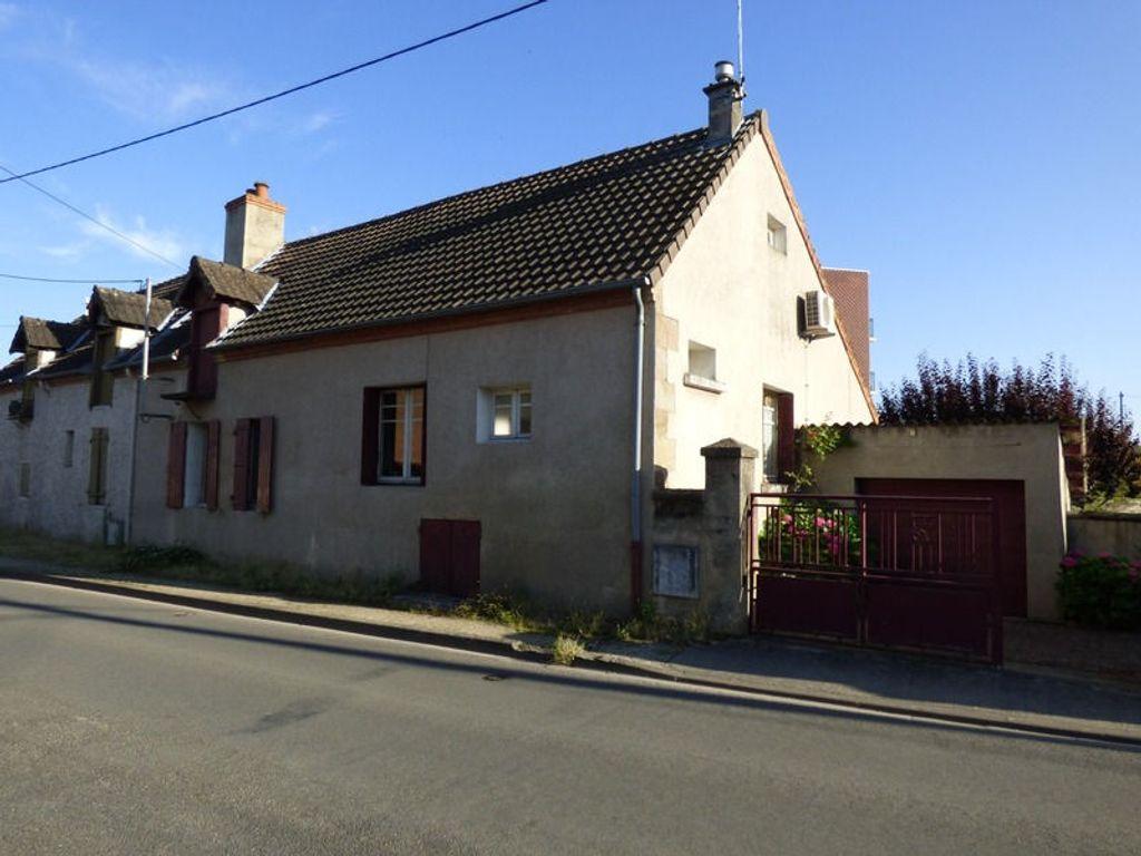 Achat maison 2chambres 86m² - Moulins