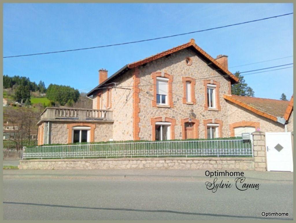 Achat maison 5chambres 160m² - Dunières