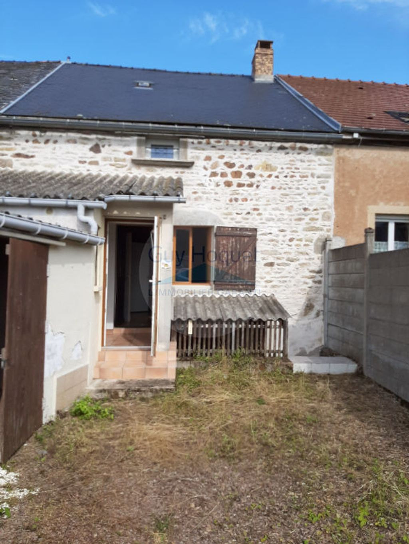 Achat maison 3chambres 100m² - Brazey-en-Morvan