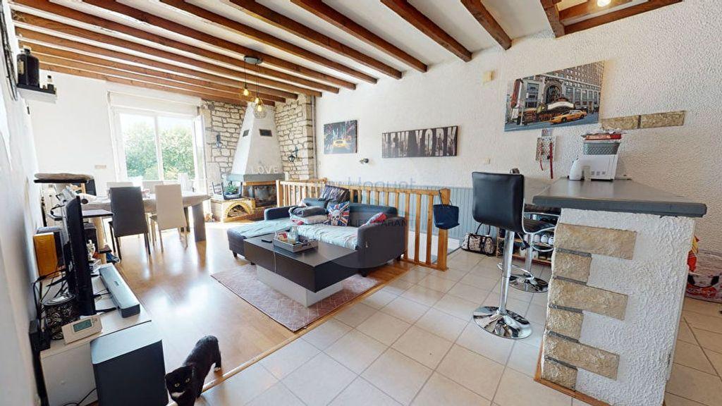 Achat duplex 4pièces 94m² - Port-sur-Saône