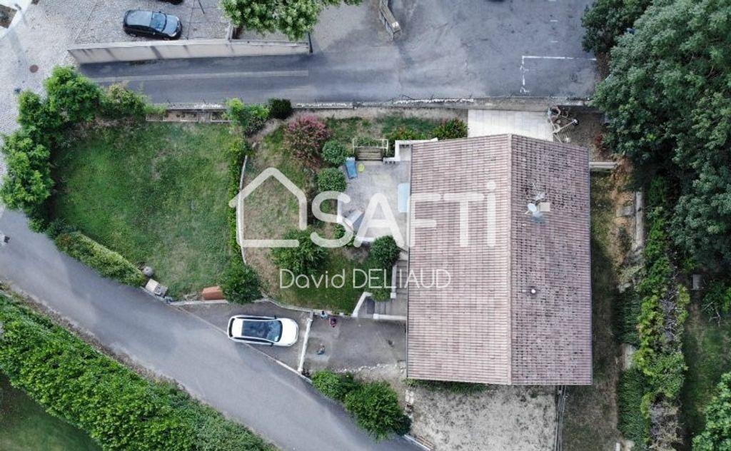 Achat maison 4chambres 156m² - Chatuzange-le-Goubet
