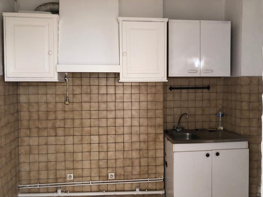 Achat appartement 2pièces 35m² - Marseille 3ème arrondissement