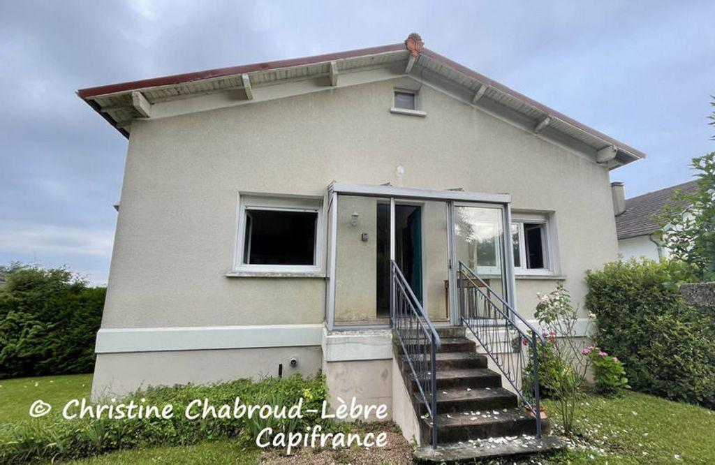 Achat maison 3chambres 110m² - Creuzier-le-Vieux