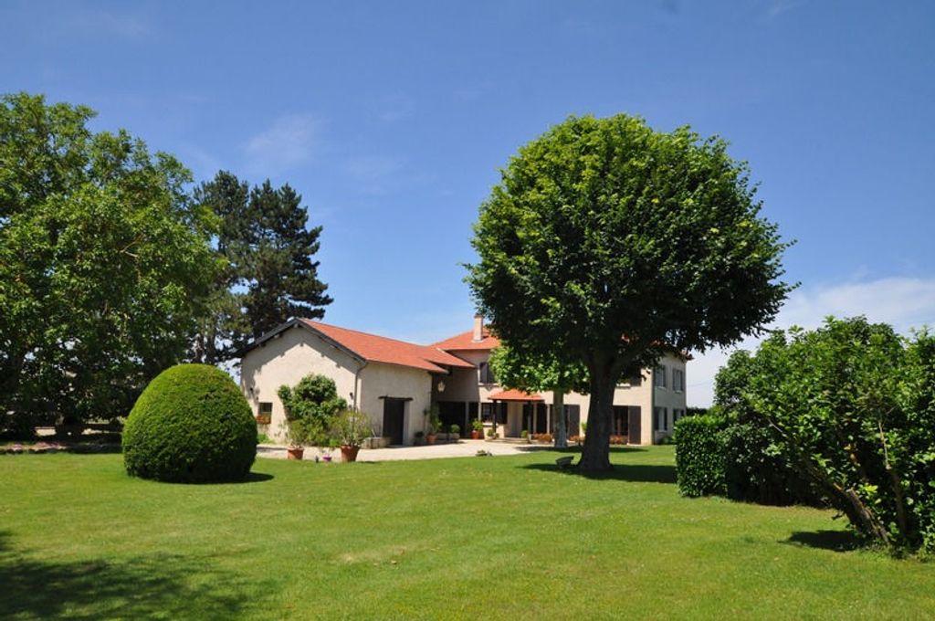 Achat maison 5chambres 220m² - Saint-Sorlin-en-Valloire