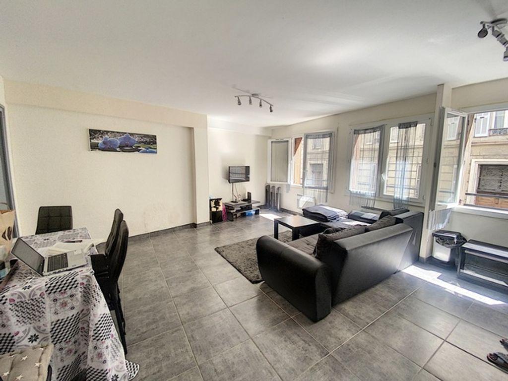 Achat appartement 2pièces 44m² - Marseille 1er arrondissement
