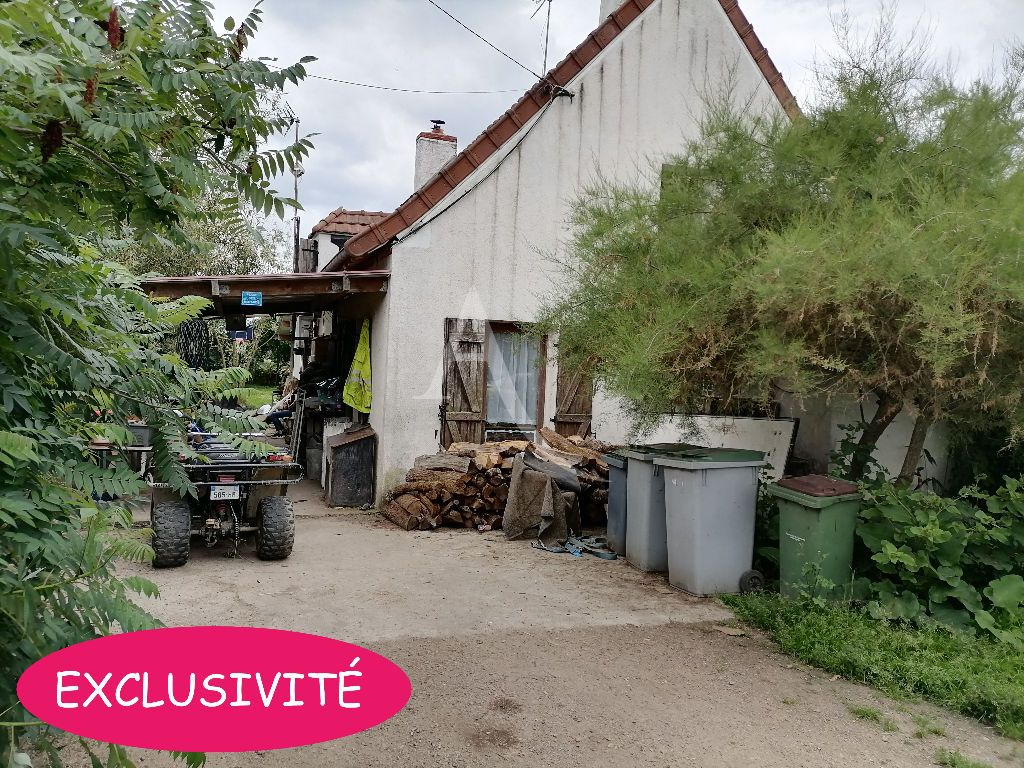 Achat maison 4chambres 224m² - Anlezy