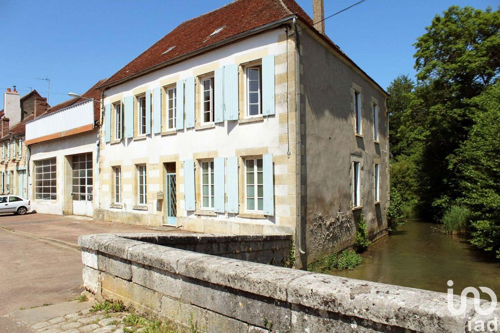 Achat maison 5chambres 187m² - Donzy