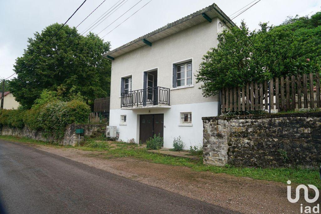 Achat maison 1chambre 62m² - Châtillon-en-Bazois