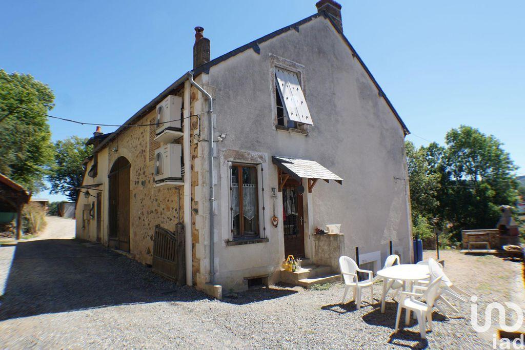 Achat maison 3chambres 95m² - Saint-Honoré-les-Bains