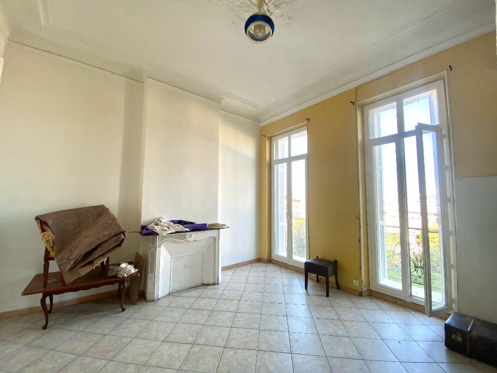 Achat appartement 4pièces 103m² - Marseille 2ème arrondissement
