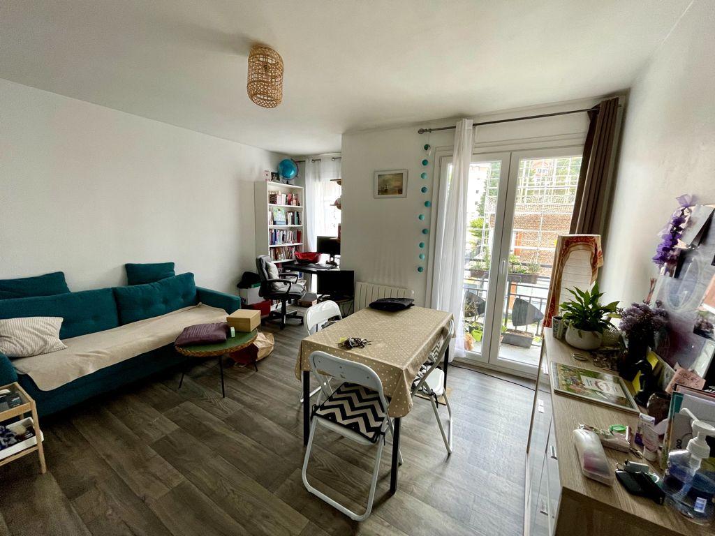 Achat appartement 2pièces 39m² - Lille