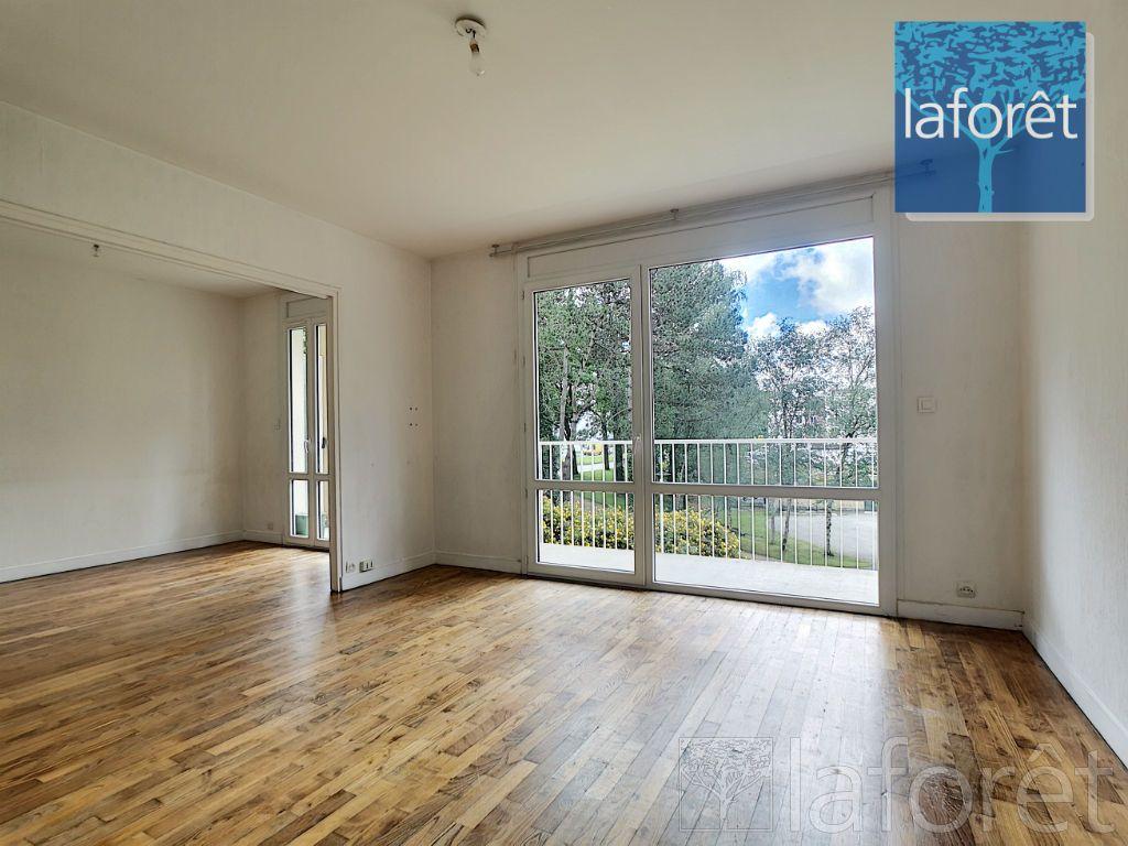 Achat appartement 4pièces 68m² - Rennes