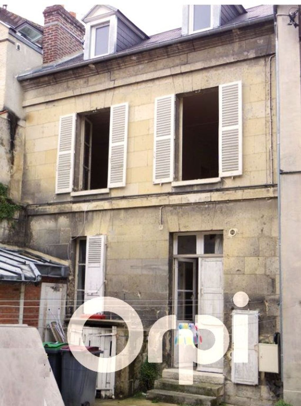 Achat maison 2chambres 50m² - Soissons