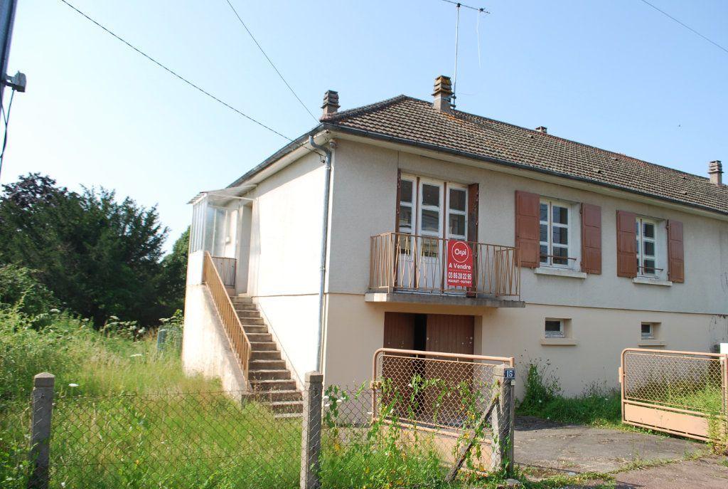 Achat maison 2chambres 63m² - Cosne-Cours-sur-Loire