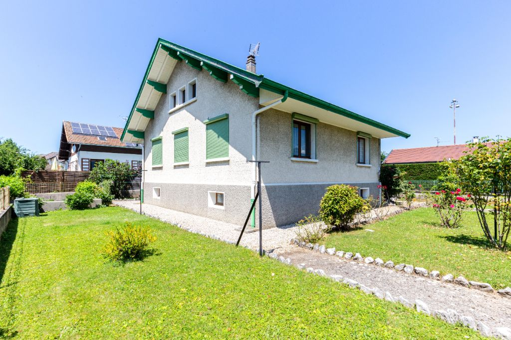 Achat maison 3chambres 83m² - Annecy