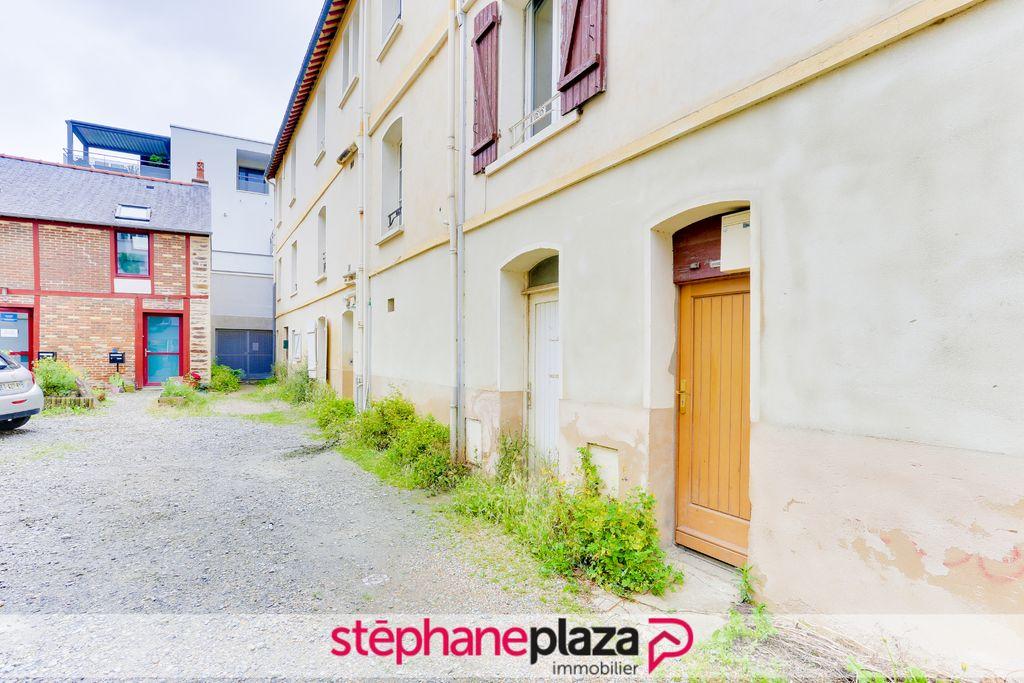 Achat studio 30m² - Rennes