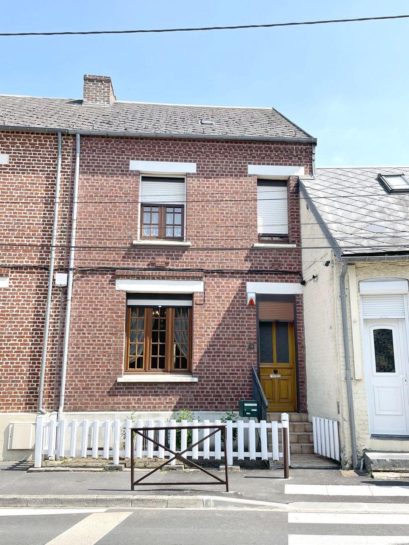 Achat maison 3chambres 90m² - Le Cateau-Cambrésis