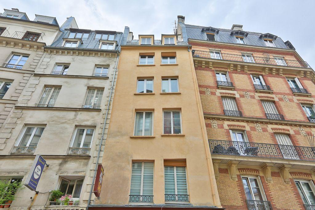 Achat studio 14m² - Paris 5ème arrondissement