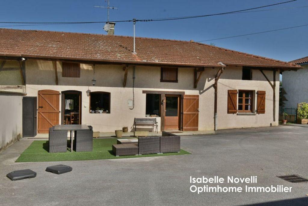 Achat maison 4chambres 128m² - Villemotier